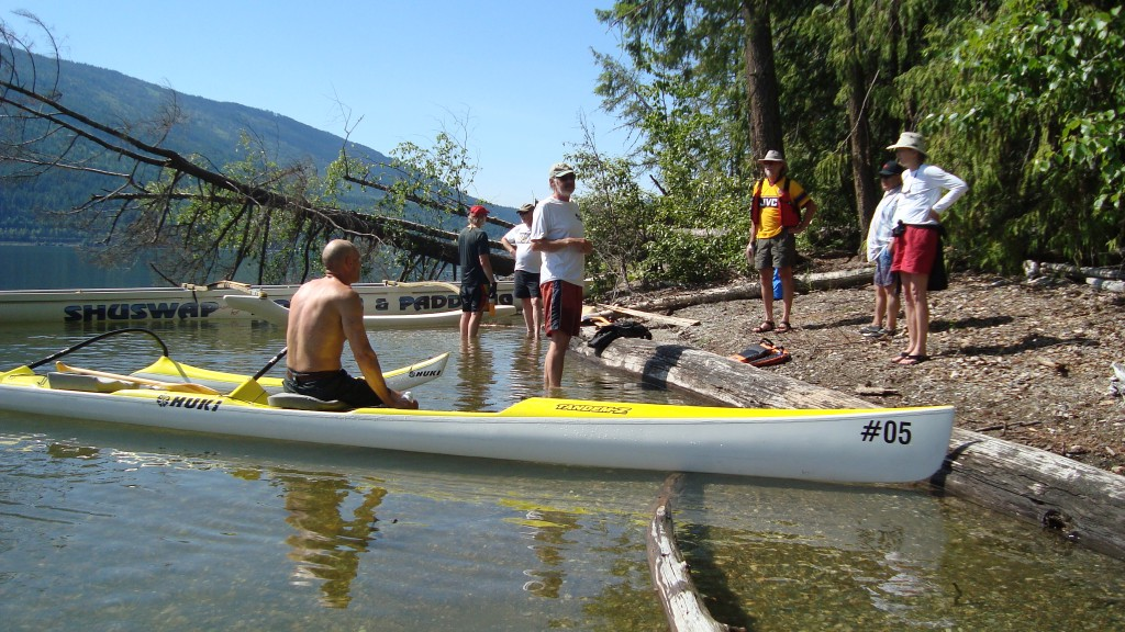 Saturday Paddle to Herald Park