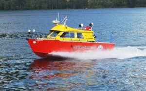 Safety Boat - Royal Canadian Marine Search & Rescue